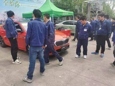 斯柯达-杭州经济技术开发区东部厂区