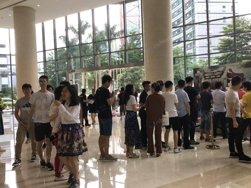 周黑鸭-深圳长虹科技大厦