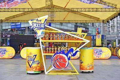 康师傅冰红茶篮球联赛西南赛区总决赛-重庆南坪万达