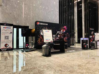 百事可乐无糖推广-上海世界贸易大厦