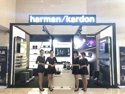 哈曼耳机-上海永升大厦