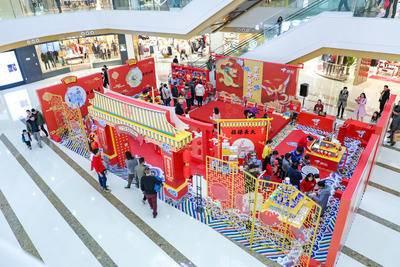 京东年货大街-上海颛桥万达广场