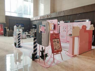 富士instax写字楼巡展苏州站-苏州环球188写字楼
