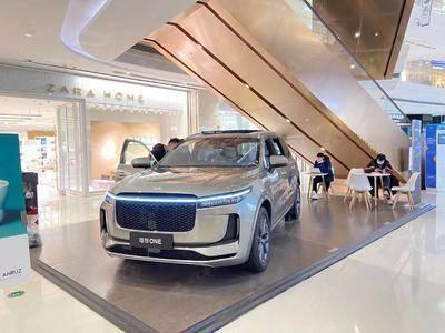 理想汽车-杭州龙湖滨江天街