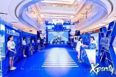 雪花勇闯天涯superX-上海五角场合生汇