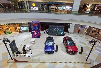 北京现代-东莞汇一城购物中心