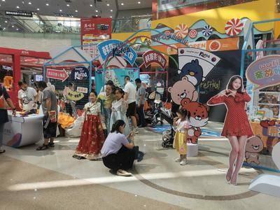 韩国旅游局推广-青岛CBD万达广场