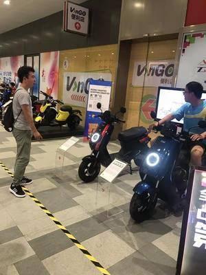 小牛电动车品牌推广-杭州余之城