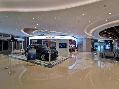 英菲尼迪车展-上海龙湖天街