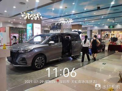 上汽荣威品牌推广-深圳东环天虹-一楼文化长廊