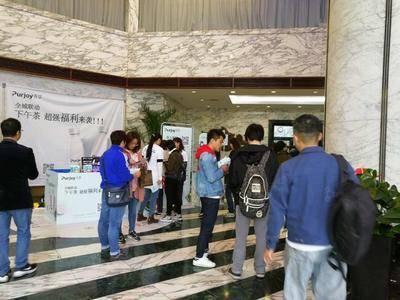 纯享酸奶品牌推广-上海凯迪克大厦