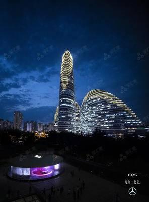 奔驰EQS-北京利星行广场