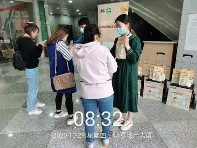 伊利植选南京写字楼推广-南京鸿意地产大厦