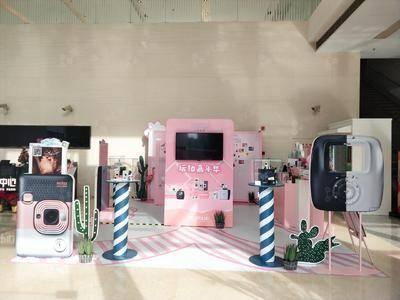 富士instax写字楼巡展上海站-上海珠江创意中心