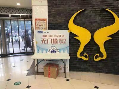 红星美凯龙宣传推广-南京夫子庙沃尔玛