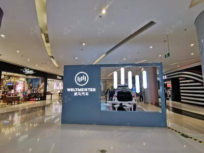 威马车展-北京朝阳大悦城
