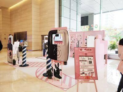 富士instax写字楼巡展上海站-上海长泰国际金融大厦