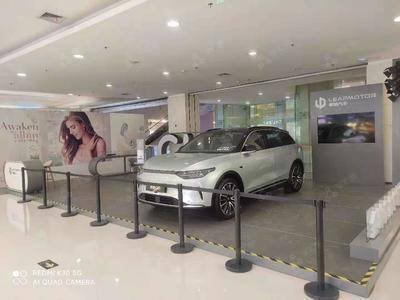 零跑汽车-北京国瑞购物中心