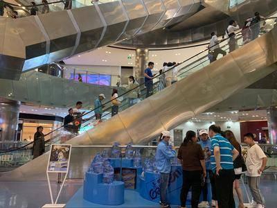景田品牌推广-上海仲盛世界商场