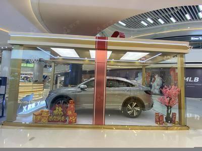 大众途观X车展-成都银泰城