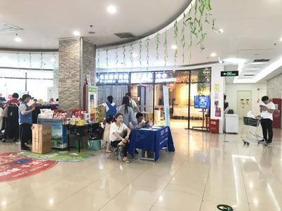 融创房产推广-北京物美超市华贸品超市店