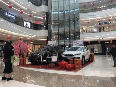 东风本田车展-广州万达广场番禺店