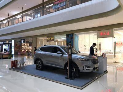 长城wey定展-杭州西溪银泰城