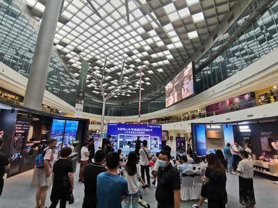 海尔智慧人生展-北京合生汇购物中心